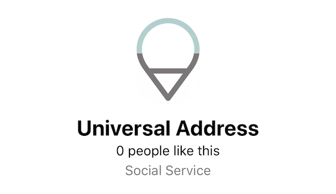 Universal Address